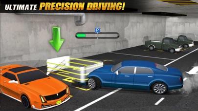 マルチレベルのスポーツカーの駐車シミュレータ:マルチプレイ 実際の生活のレースゲームのおすすめ画像3