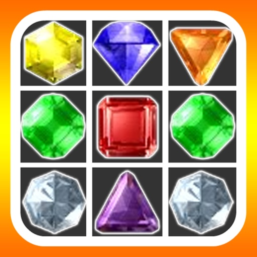 Jewel Crush Saga iOS App