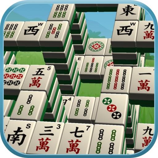 Stack of Mahjong
