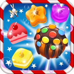 Happy Jelly Deluxe: Star Match3