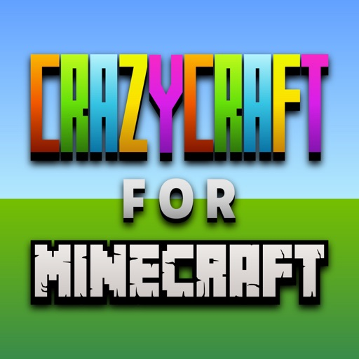 CRAZY CRAFT MOD FOR MINECRAFT PC icon