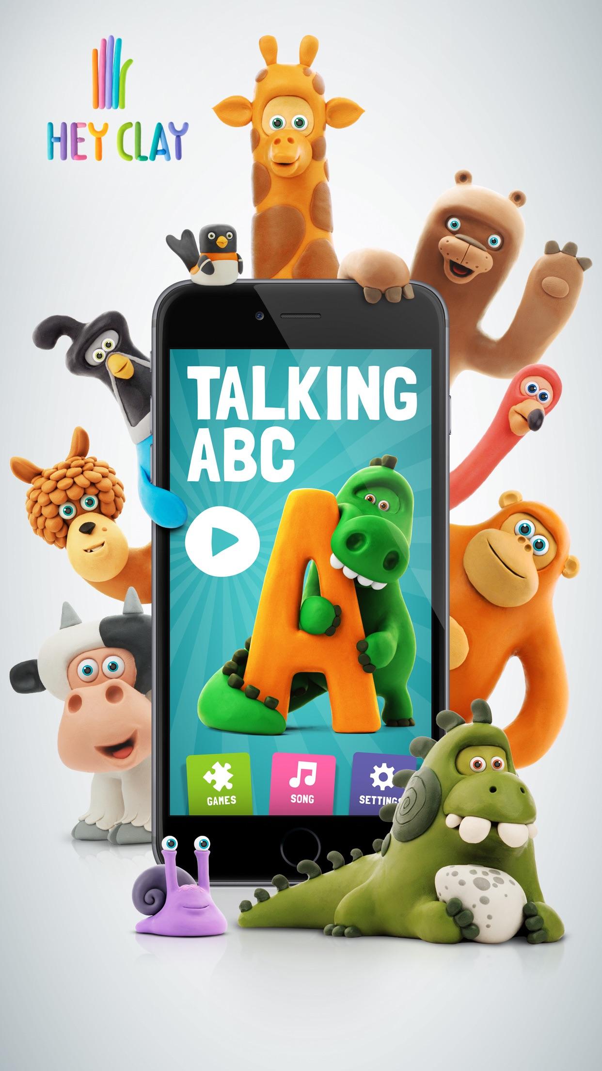 Talking ABC... Screenshot