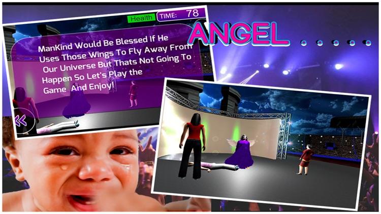 Mankind Angel Simulator 3D