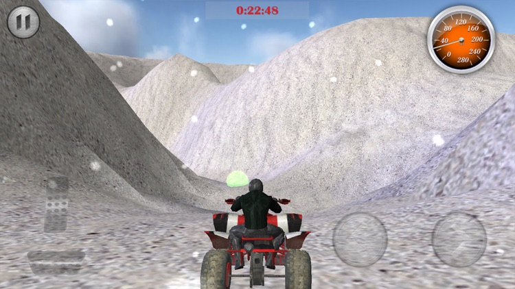 Quad Bike Simulator: Offroad Adventures 3D screenshot-1