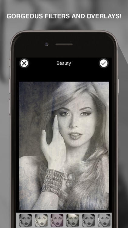 Photo Editor Black and White - All in One Photo Editor
