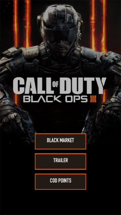 Call of Duty: Black Ops III Points