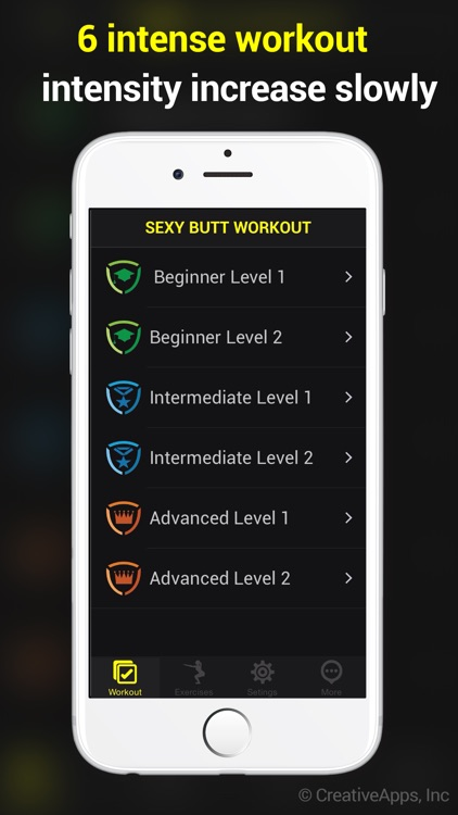 30 Day Sexy Butt Pro