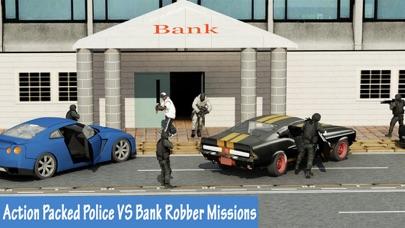 Police vs Bank Robbers-2