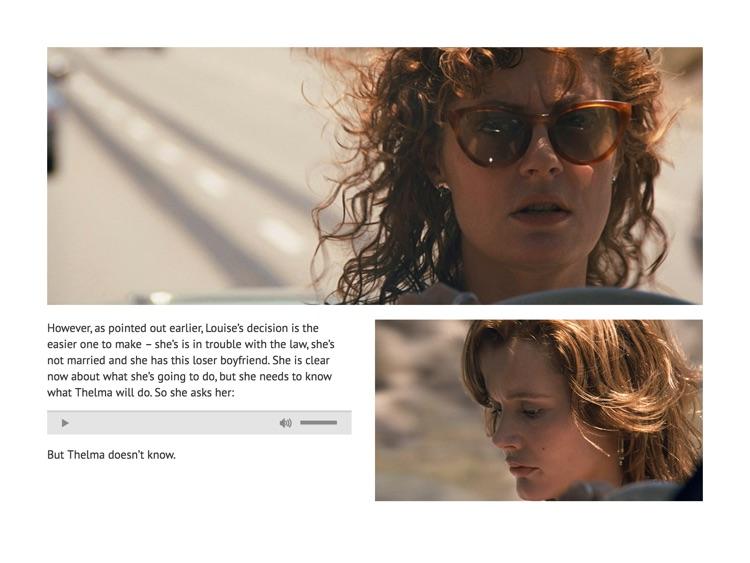 Thelma & Louise: A Screenplay Analysis screenshot-4