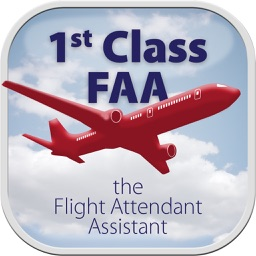 First Class Flight Attendant Assistant