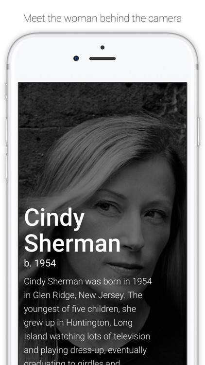 Cindy Sherman screenshot-4