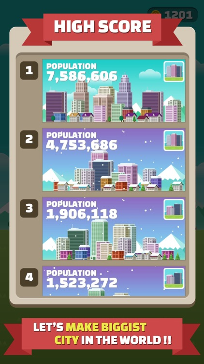 My Little Town [Premium] : Number Puzzle Game screenshot-3
