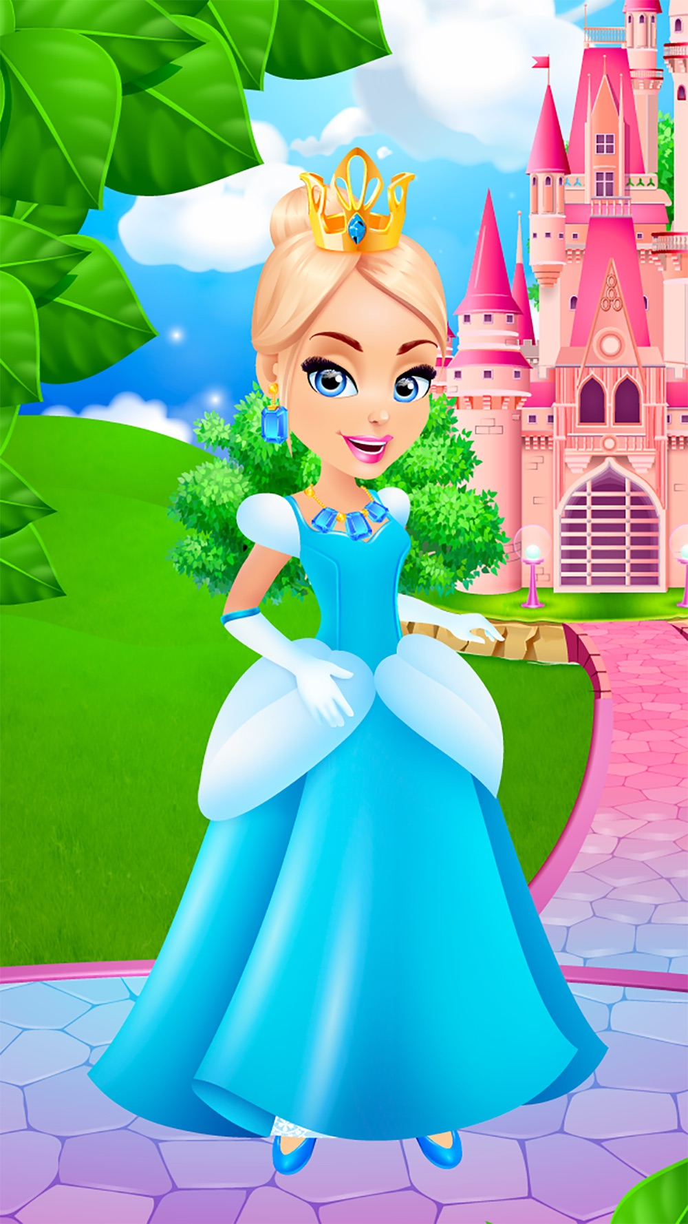 Cinderella's Life Story - Fairy Tale & Girls Games hack tool