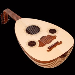 Oriental arabic OUD musical instrument Free