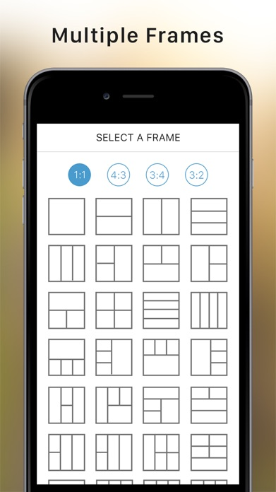 Video Collage and Photo Grid Screenshot