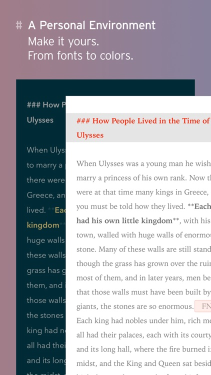 Ulysses - The Ultimate Writing App screenshot-3