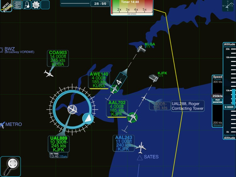 ATC Voice - Air Traffic Control Voice Recognition screenshot-0