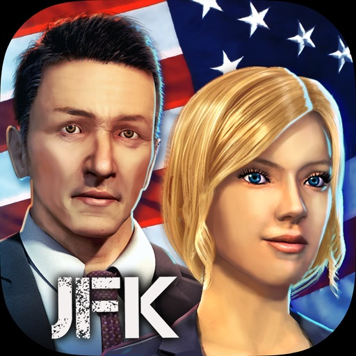 Hidden Files: Echoes of JFK - A Hidden Object Adventure