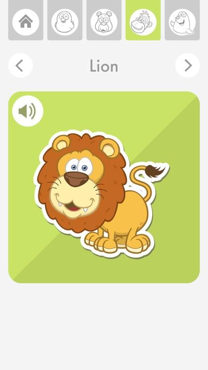The Animal Sounds for Kids screenshot-4