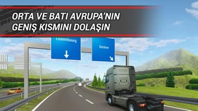 TruckSimulation 16 iphone ekran görüntüleri