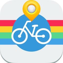 Edinburgh Cycling Map