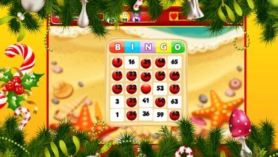 Christmas santa bingo- merry christmas fun screenshot two