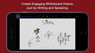 Vittle Pocket - Screencast Video Maker screenshot one