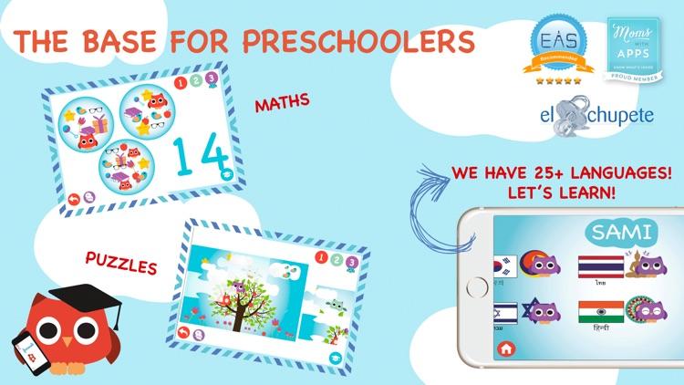 Sami Apps - Kids Education Apps screenshot-0