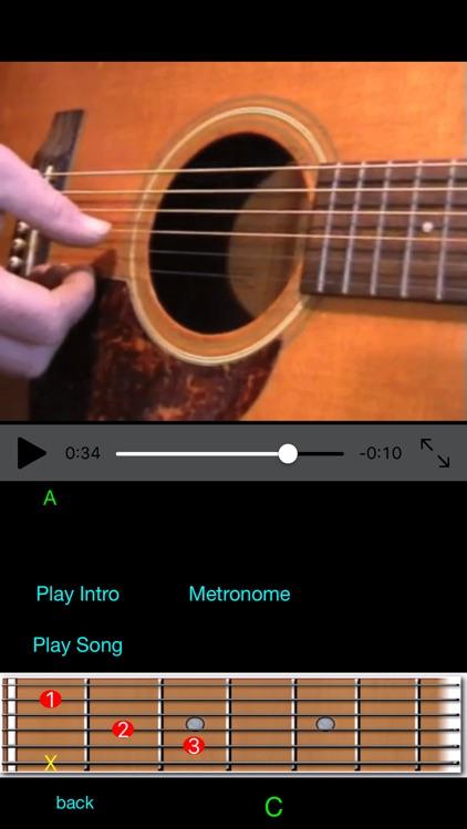 Guitar Lessons Pro screenshot-3
