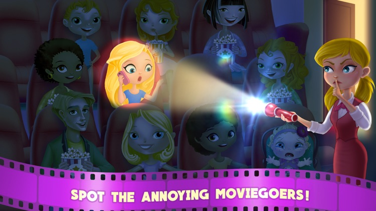 Kids Movie Night - Popcorn & Soda screenshot-4