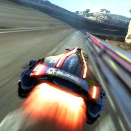Real Road F-Zero Racing