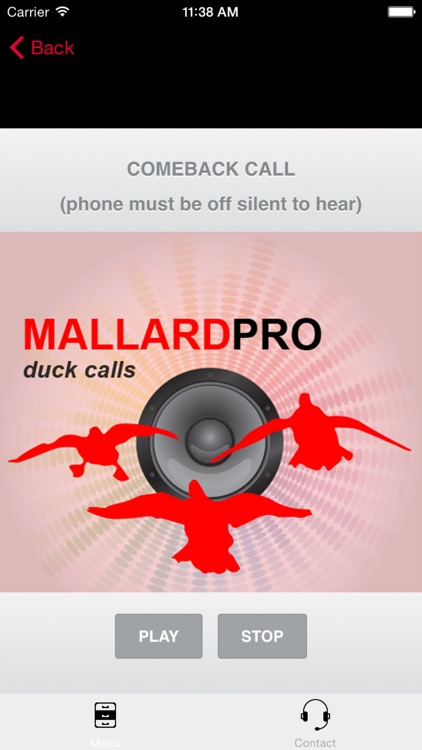 DuckPro Duck Calls - Duck Hunting Calls for Mallards - BLUETOOTH COMPATIBLE screenshot-3