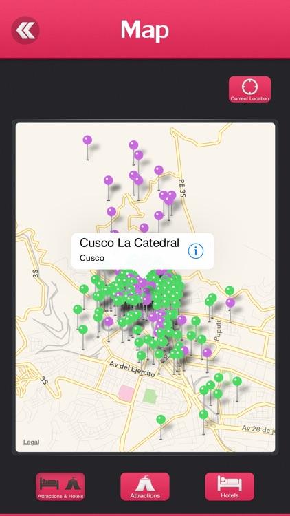 Cusco City Offline Travel Guide screenshot-3