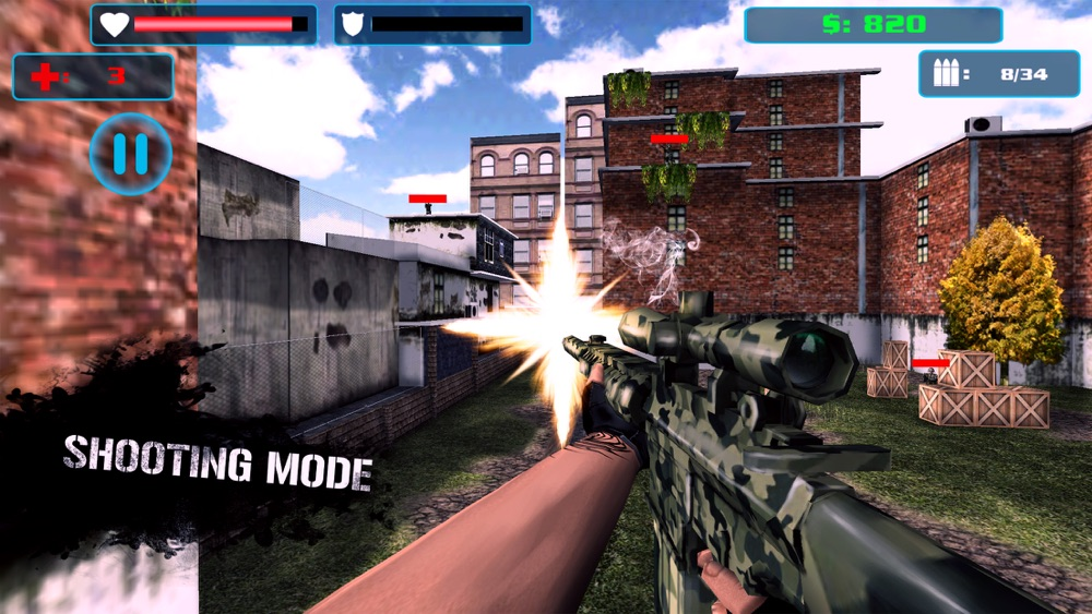 Bravo X Sniper Killer - Elite Campaign 3D hack tool