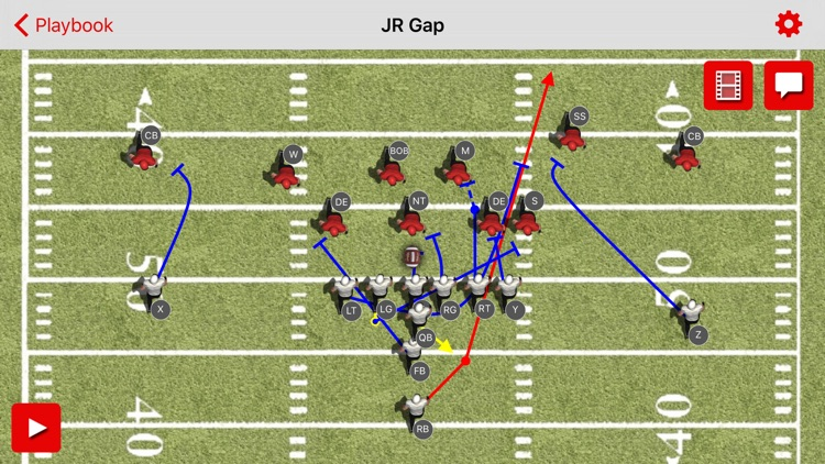 John Robinson Championship Running Game screenshot-1