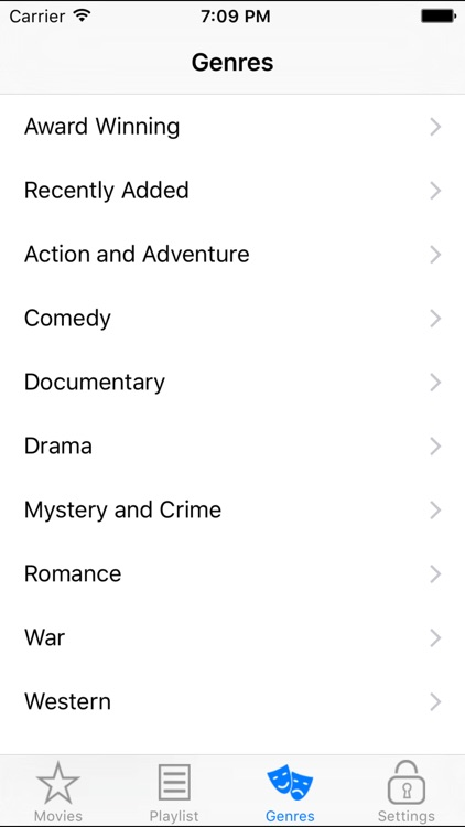 Foreign Film Favorites