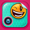 Funny Pic Editor and Emoji Camera: Edit Pictures with Cute Stickers & Effects in Photo Booth
