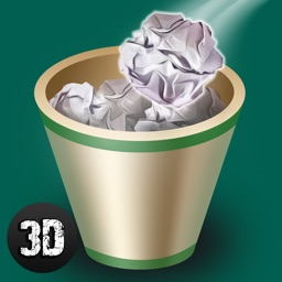 Paper Throw 3D Full