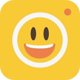 QuickMoji - add emoji  on you photo