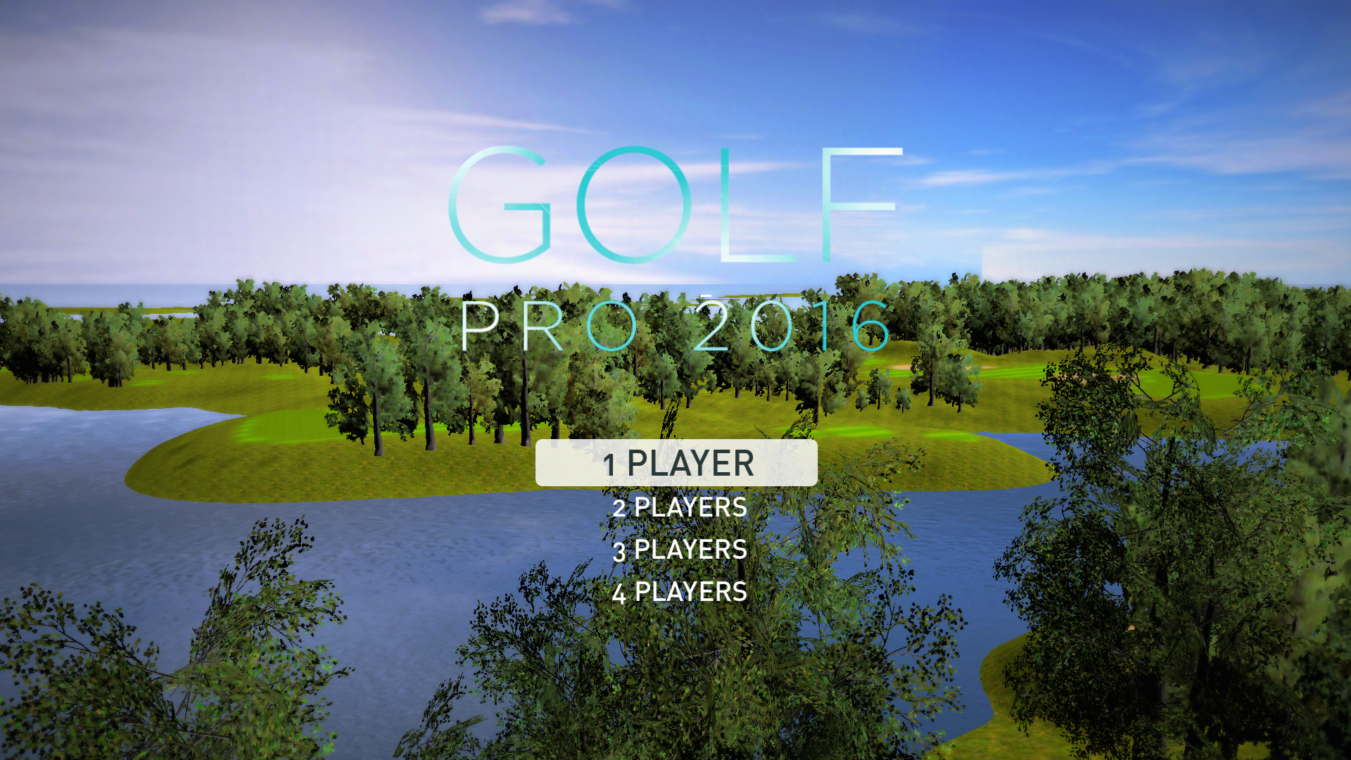 Golf Pro - Masters Tour screenshot 2