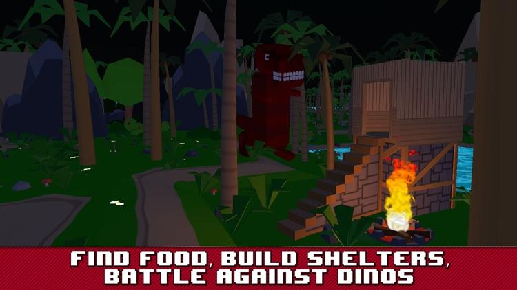 Dino Island Survival Simulator 3D Full