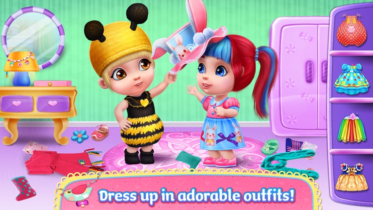 Baby Kim - Care & Dress Up