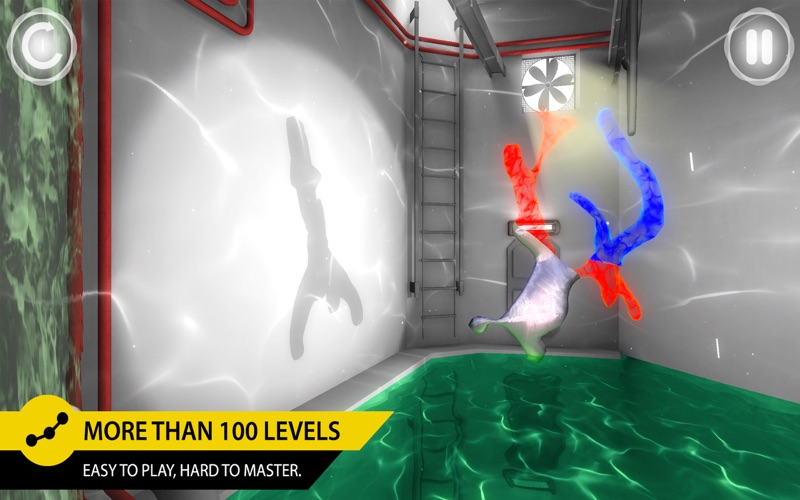 Perfect Angle: The best puzzle game based on optical illusions screenshot 2