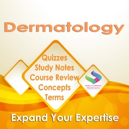 Dermatology : 5000 Flashcards Study Notes & Quiz
