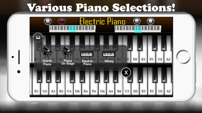 Virtual Piano Pro - Real Keyboard Music Maker with Chords Learning