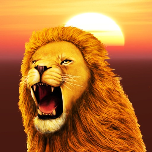 Lion Simulator 3D - Ultimate Wild Life Lion Simulator iOS App