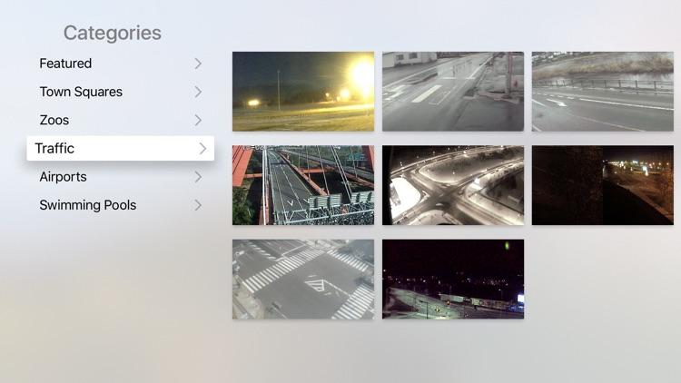 Telescreen – Live Public CCTV and Webcams