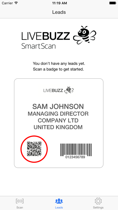 SmartScan screenshot one