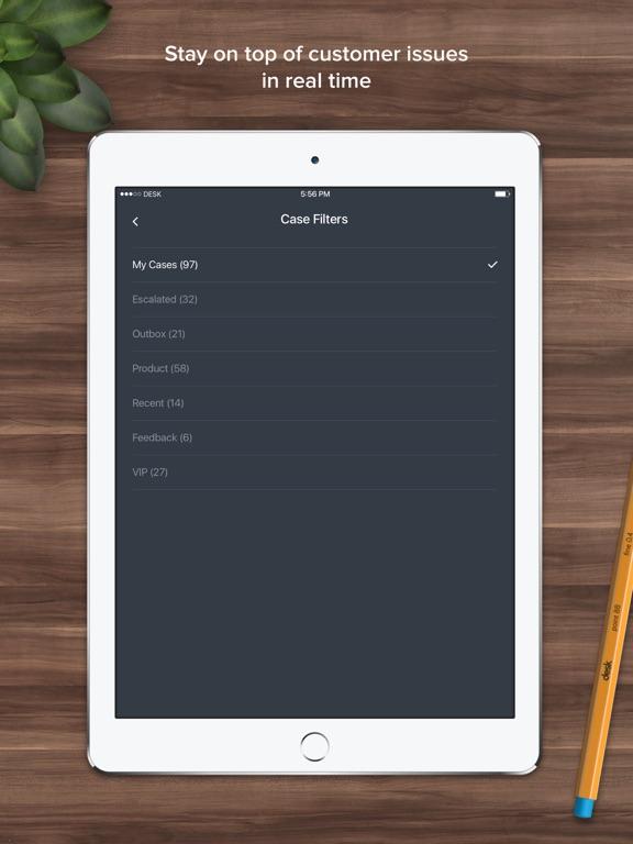 Screenshot #5 pour Desk.com