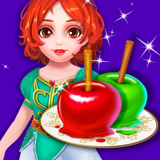 Delicious Tale: Candy Apple Maker's Adventure